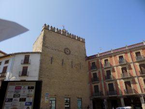 Torre de los Alitares
